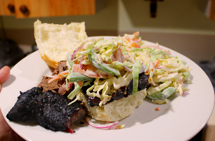 A Bash at Brisket…