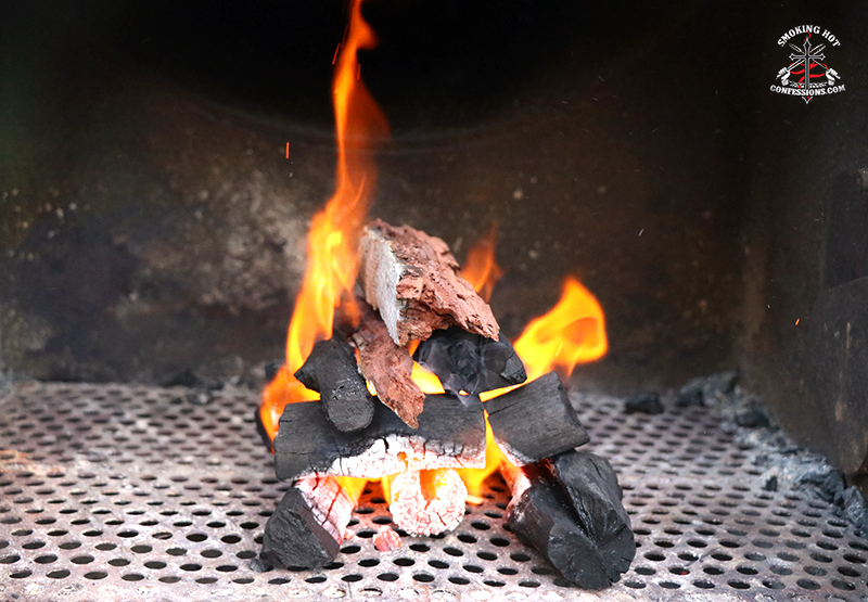 Tips for Cooking with Charcoal