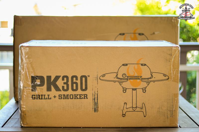 PK Grills PK360-2