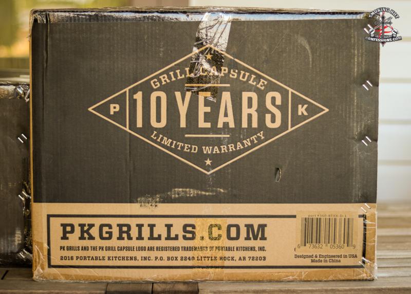 PK Grills PK360-5