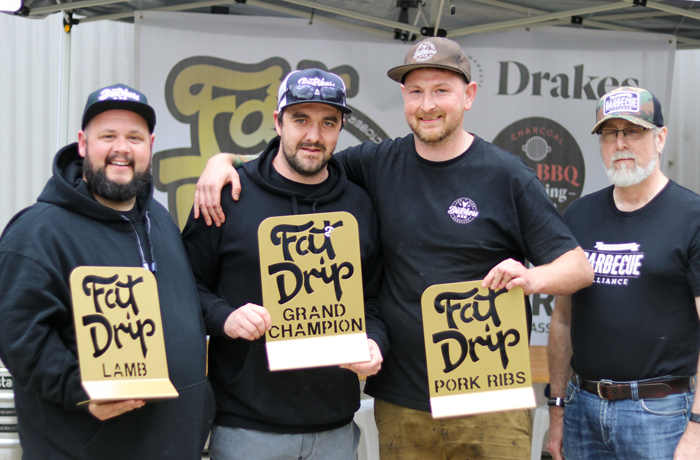 Fat Drip BBQ Competition