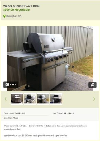 How to Buy a Used Weber 6